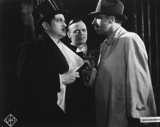 Willy Birgel, Kurt Meisel, Theodor Loos