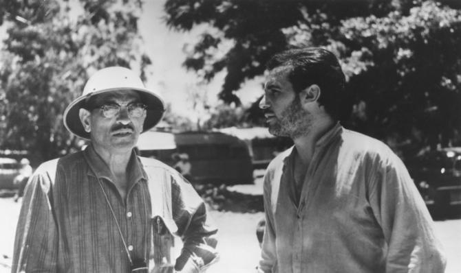 Luis Buñuel, Francisco Rabal
