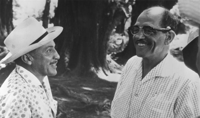 Luis Buñuel, Gabriel Figueroa