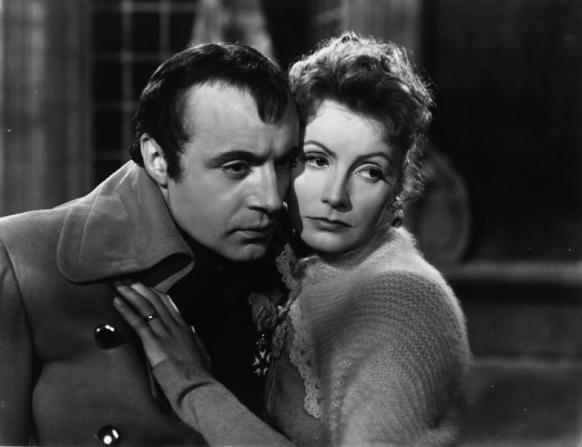 Charles Boyer, Greta Garbo