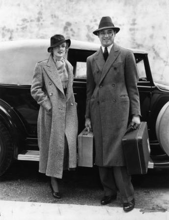 Cary Grant, Virginia Cherrill