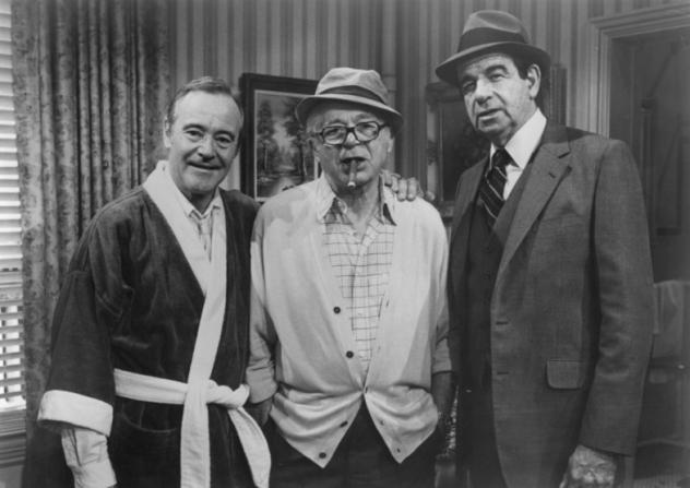 Jack Lemmon, Billy Wilder, Walter Matthau