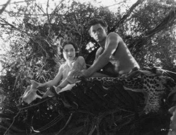 Johnny Weissmuller, Maureen O'sullivan