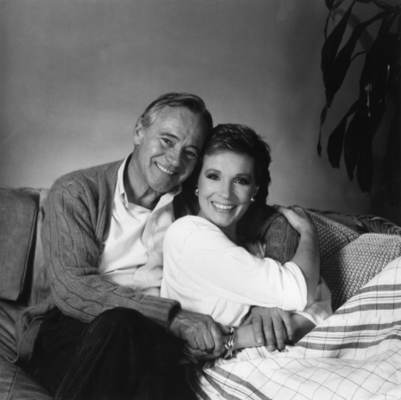 Jack Lemmon, Julie Andrews