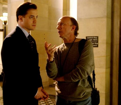 Brendan Fraser, William Fichtner