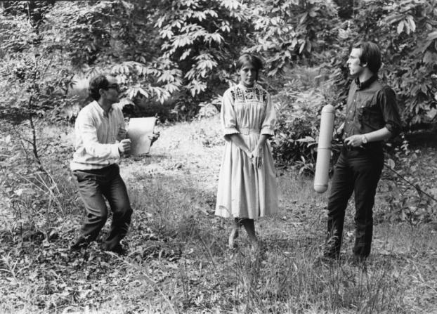 Jean-Luc Godard, Anne Wiazemsky