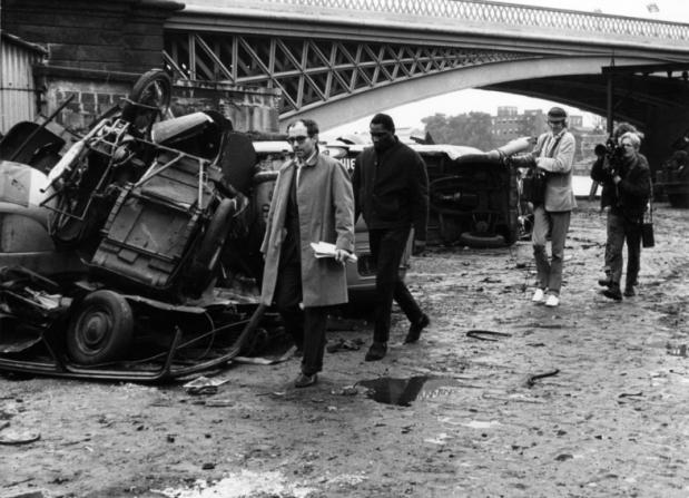 Jean-Luc Godard, Roy Stewart