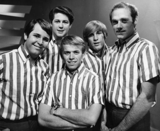 Carl Wilson, Brian Wilson, Al Jardine, Dennis Wilson, Mike Love
