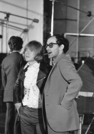 Brian Jones, Jean-Luc Godard