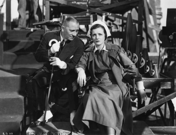 Erich von Stroheim, Mary Astor