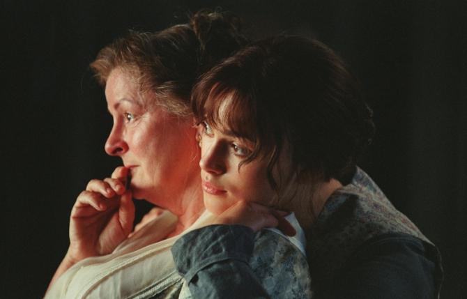 Brenda Blethyn, Keira Knightley