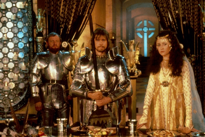 Nigel Terry, Cherie Lunghi