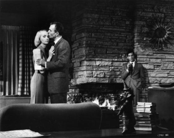 Eva Marie Saint, James Mason, Martin Landau
