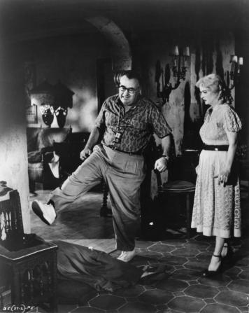 Bette Davis, Robert Aldrich