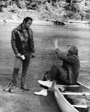 John Boorman, Burt Reynolds