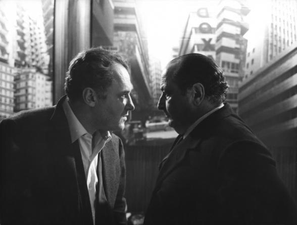 Rod Steiger, Guido Alberti