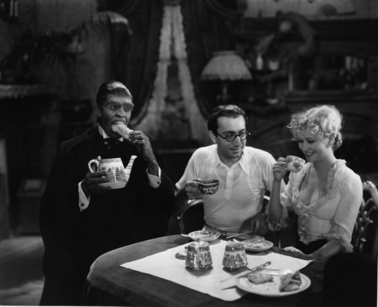 Fredric March, Rouben Mamoulian, Miriam Hopkins