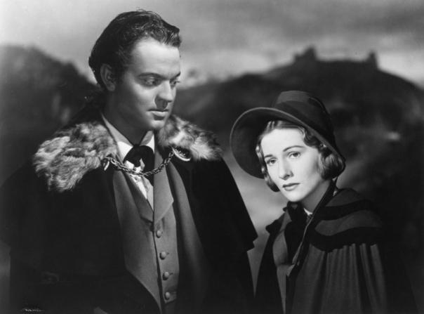 Orson Welles, Joan Fontaine
