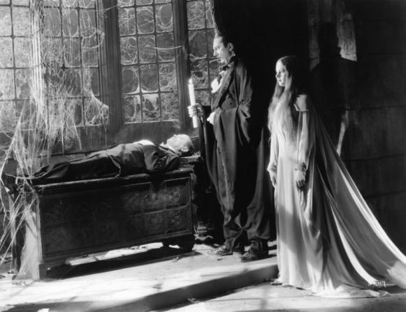 Carroll Borland, Bela Lugosi