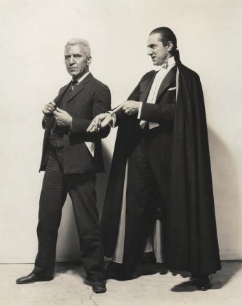 Bela Lugosi, Edward Van Sloan