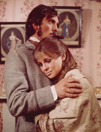 Terence Stamp, Julie Christie