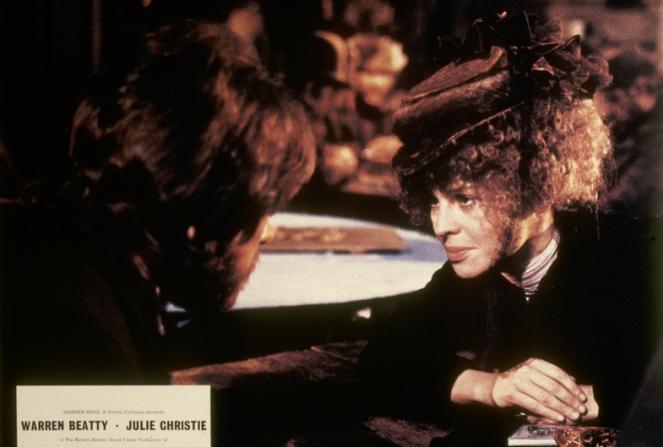Warren Beatty, Julie Christie