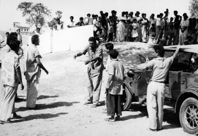 Satyajit Ray, Soumitra Chatterjee