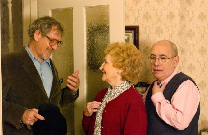 Ian McKellen, Eileen Derbyshire, Malcolm Hebden