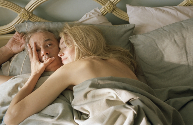 Bill Murray, Sharon Stone