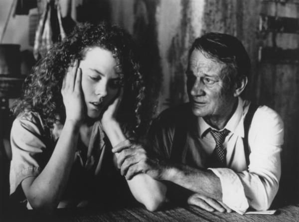 Nicole Kidman, Denholm Elliott