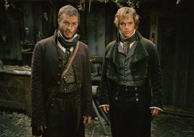 Heath Ledger, Matt Damon