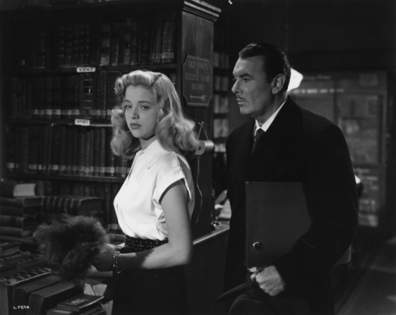 Diana Dors, George Brent