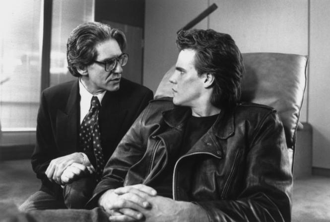 David Cronenberg, Craig Sheffer