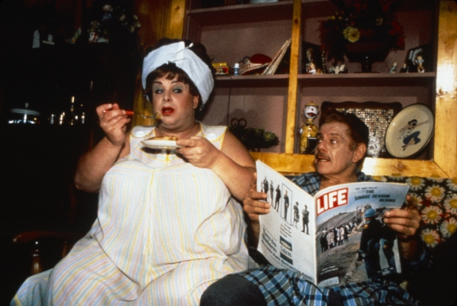 Divine, Jerry Stiller