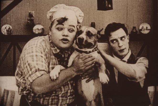 Roscoe Arbuckle, Buster Keaton