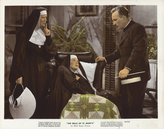 Ingrid Bergman, Bing Crosby