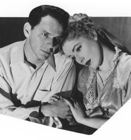Frank Sinatra, Eleanor Parker