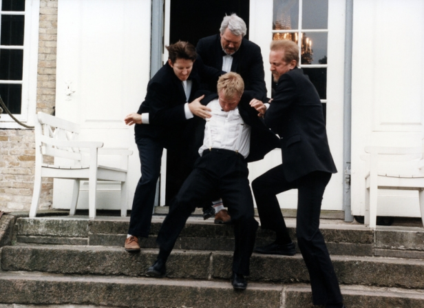 Ulrich Thomsen, Thomas Bo Larsen, Lasse Lunderskov, Poul KajbÆk
