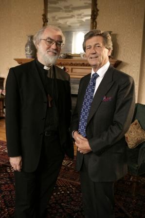 Melvyn Bragg, Rowan Williams