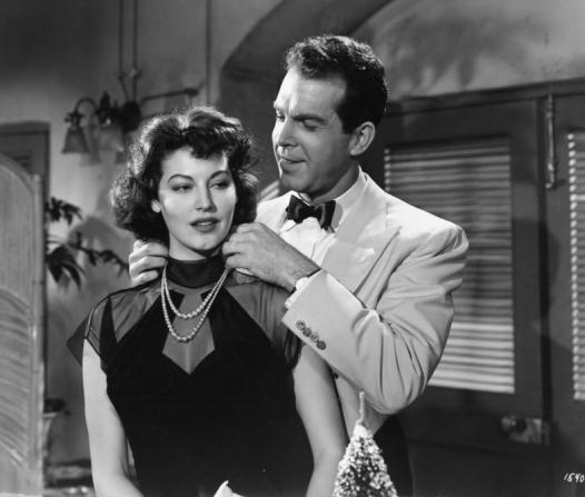 Ava Gardner, Fred MacMurray