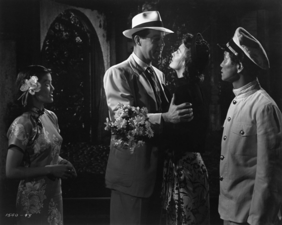 Fred MacMurray, Ava Gardner