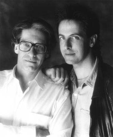 Clive Barker, David Cronenberg