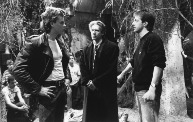 Clive Barker, David Cronenberg, Craig Sheffer