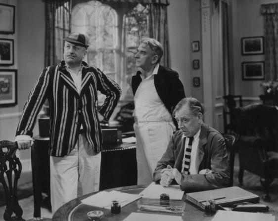 David Horne, Frank Moore, Sebastian Shaw
