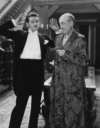 Laurence Olivier, A. Bromley Davenport