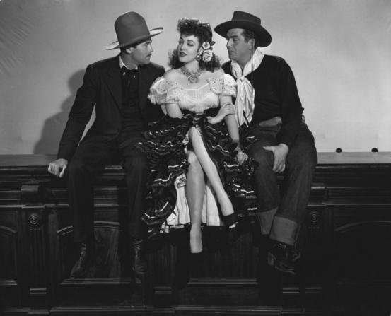 Henry Fonda, Linda Darnell, Victor Mature