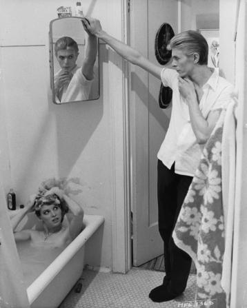 David Bowie, Candy Clark