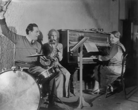 Fritz Lang, Thea von Harbou, Brigitte Helm