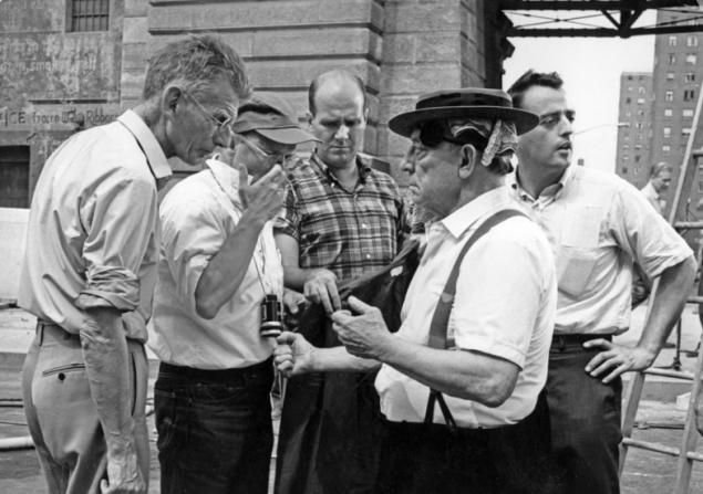 Buster Keaton, Samuel Beckett