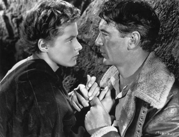 Ingrid Bergman, Gary Cooper